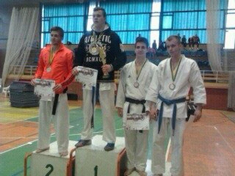 Grand Prix Žilina v Karate 19.3.2016, foto 1