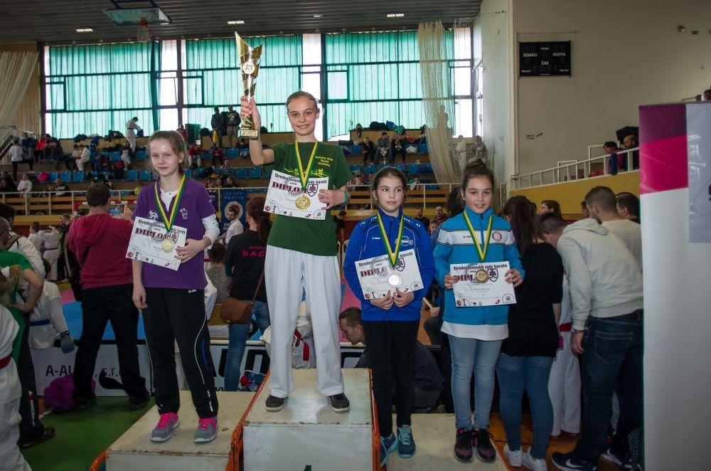 Grand Prix Žilina v Karate 19.3.2016, foto 2