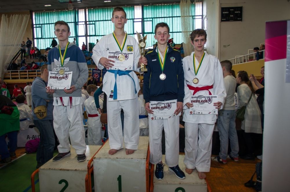 Grand Prix Žilina v Karate 19.3.2016, foto 3
