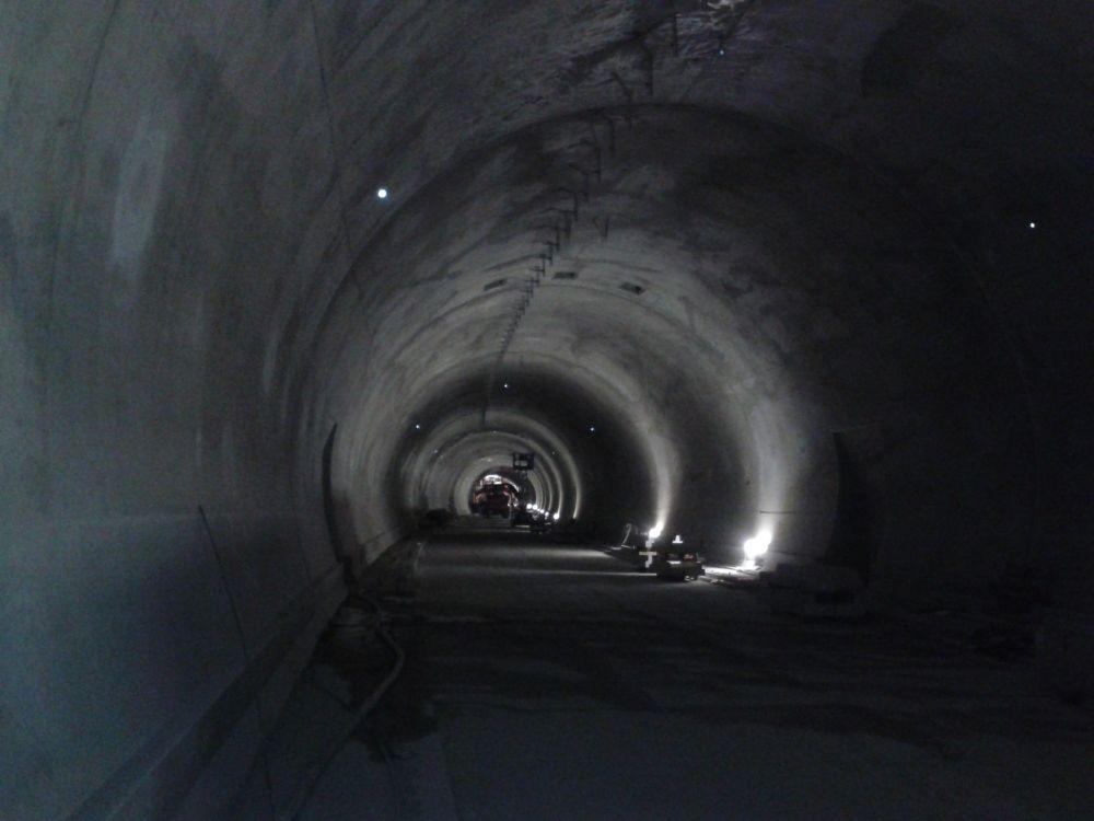 Fotografie z tunela Poľana pri Čadci - 3.4.2016, foto 11