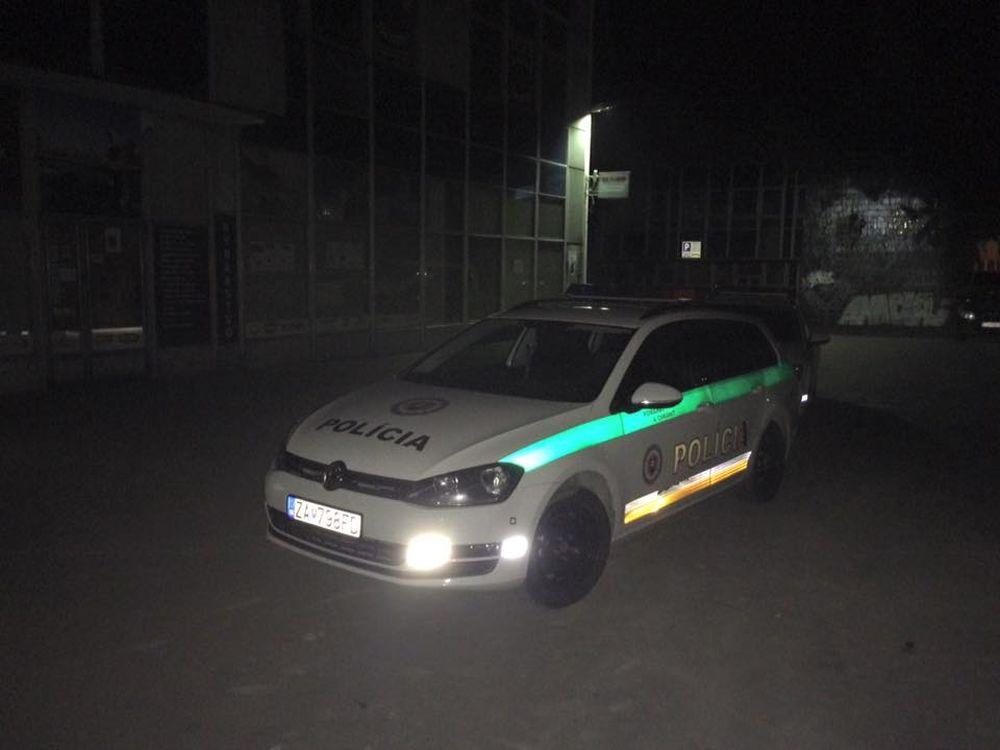 Potýčka Družba Hliny a Pohotovostná motorizovaná jednotka Žilina 8 3.4.2016, foto 3