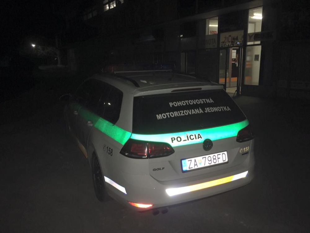 Potýčka Družba Hliny a Pohotovostná motorizovaná jednotka Žilina 8 3.4.2016, foto 5