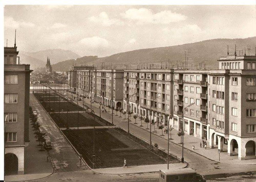 Ako vyzeralo sídlisko Hliny v minulosti?, foto 4