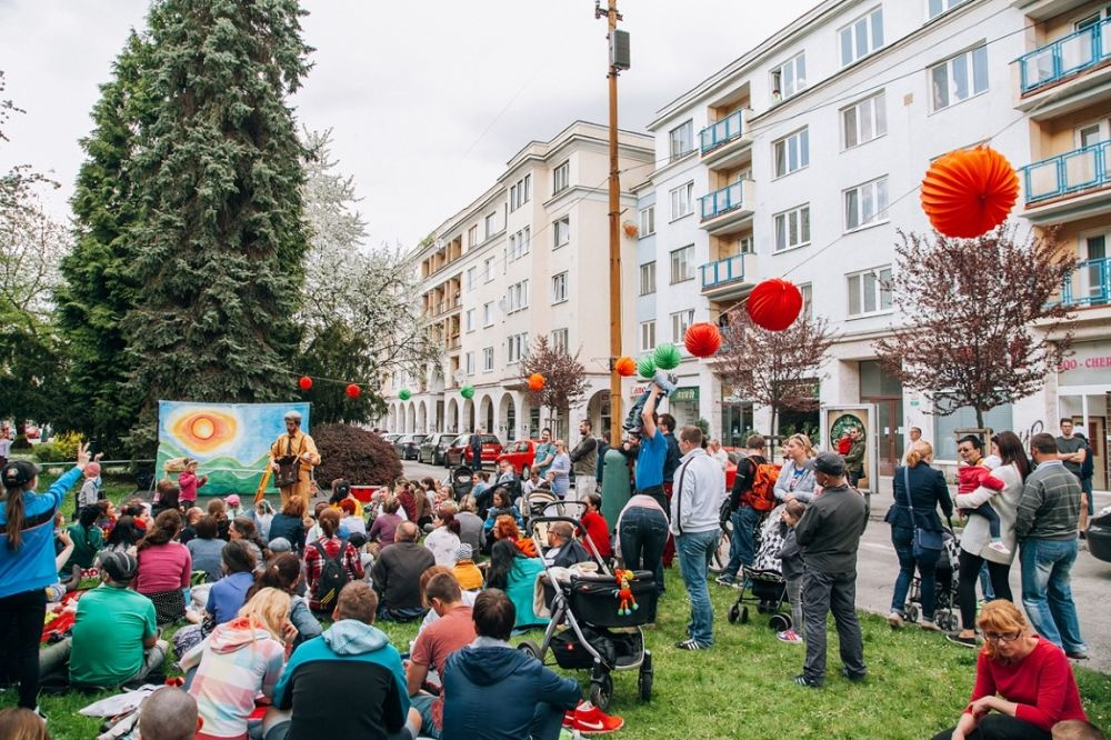 2. ročník fesitvalu MestoINAK - rok 2016, foto 5