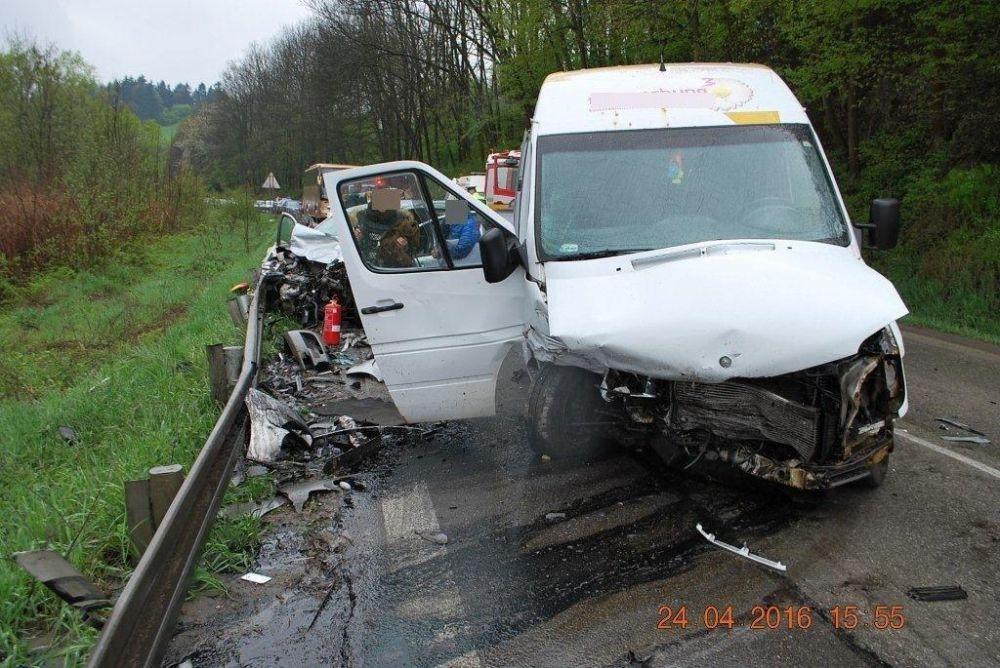 Tragická dopravná nehoda 24.4.2016, foto 5