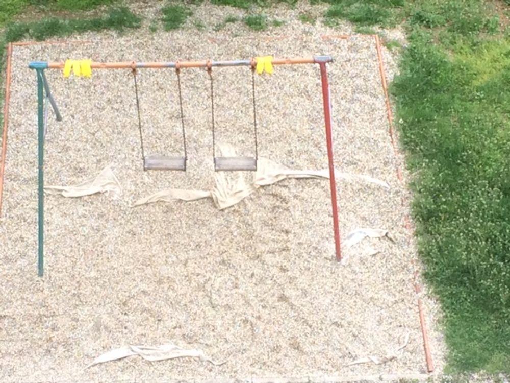 Geotextília na detských ihriskách - nebezpečenstvo pre deti, foto 2