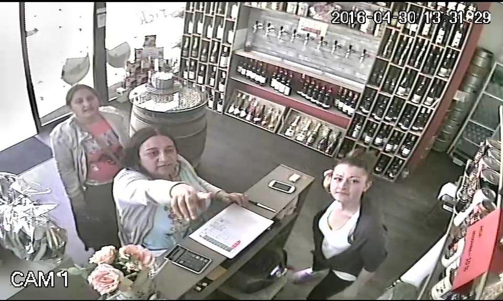 Dvojica žien, ktoré kradnú v prevádzkach po Slovensku, foto 1