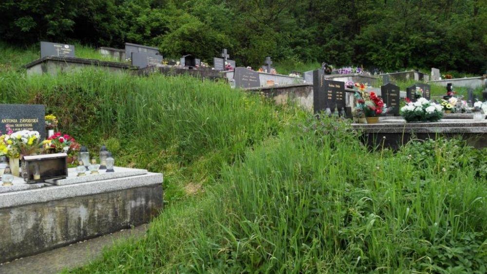 Cintorín závodie 13.5.2016, foto 1
