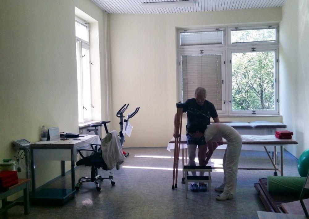 Fyziatricko-rehabilitačné lôžkové oddelenie, foto 1