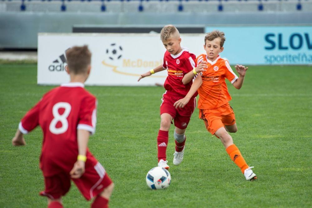 Malí Žilinčania zvíťazili na McDonald´s Cupe - 18. ročník, foto 2
