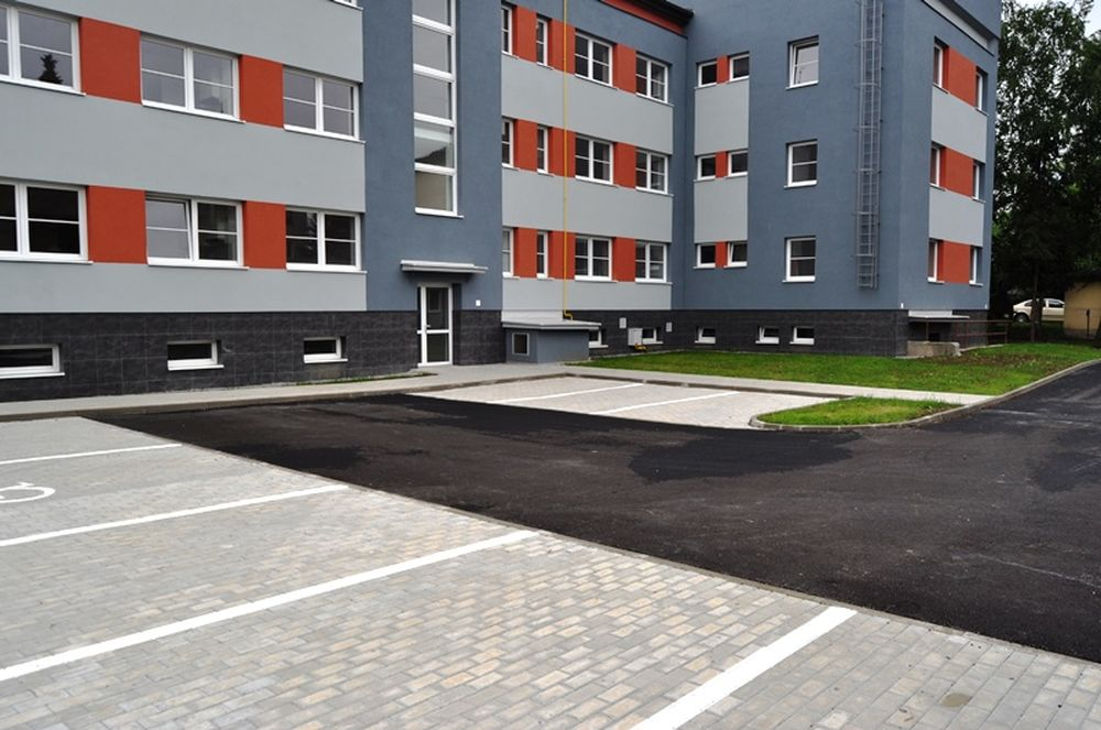 Nové nájomné byty pre Žilinčanov na ulici Daniela Dlabača, foto 1