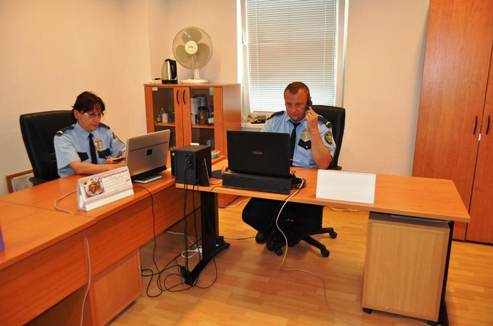 Nový policajný okrsok Vlčince, foto 2