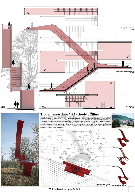 Súťažné návrhy Výhliadková veža na Dubni, foto 24