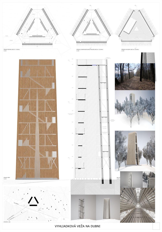 Súťažné návrhy Výhliadková veža na Dubni, foto 27