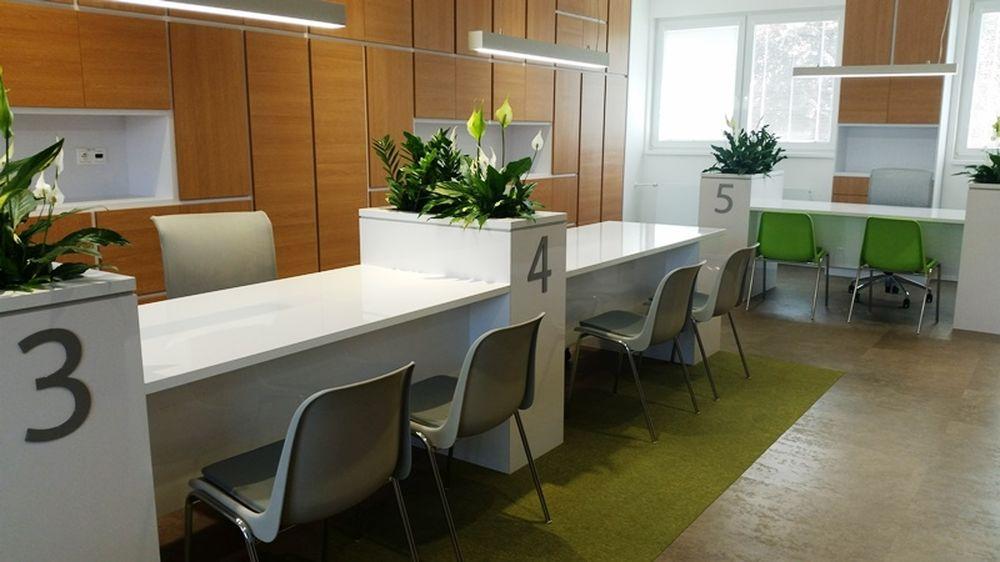 Nové klientske centrum spoločnosti Bytterm, foto 2