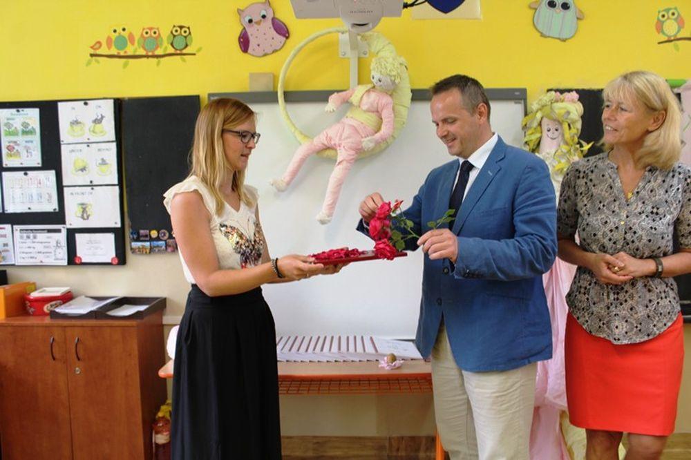 Žiaci zo Základnej školy Martinská pokrstili svoju vlastnú knihu, foto 1