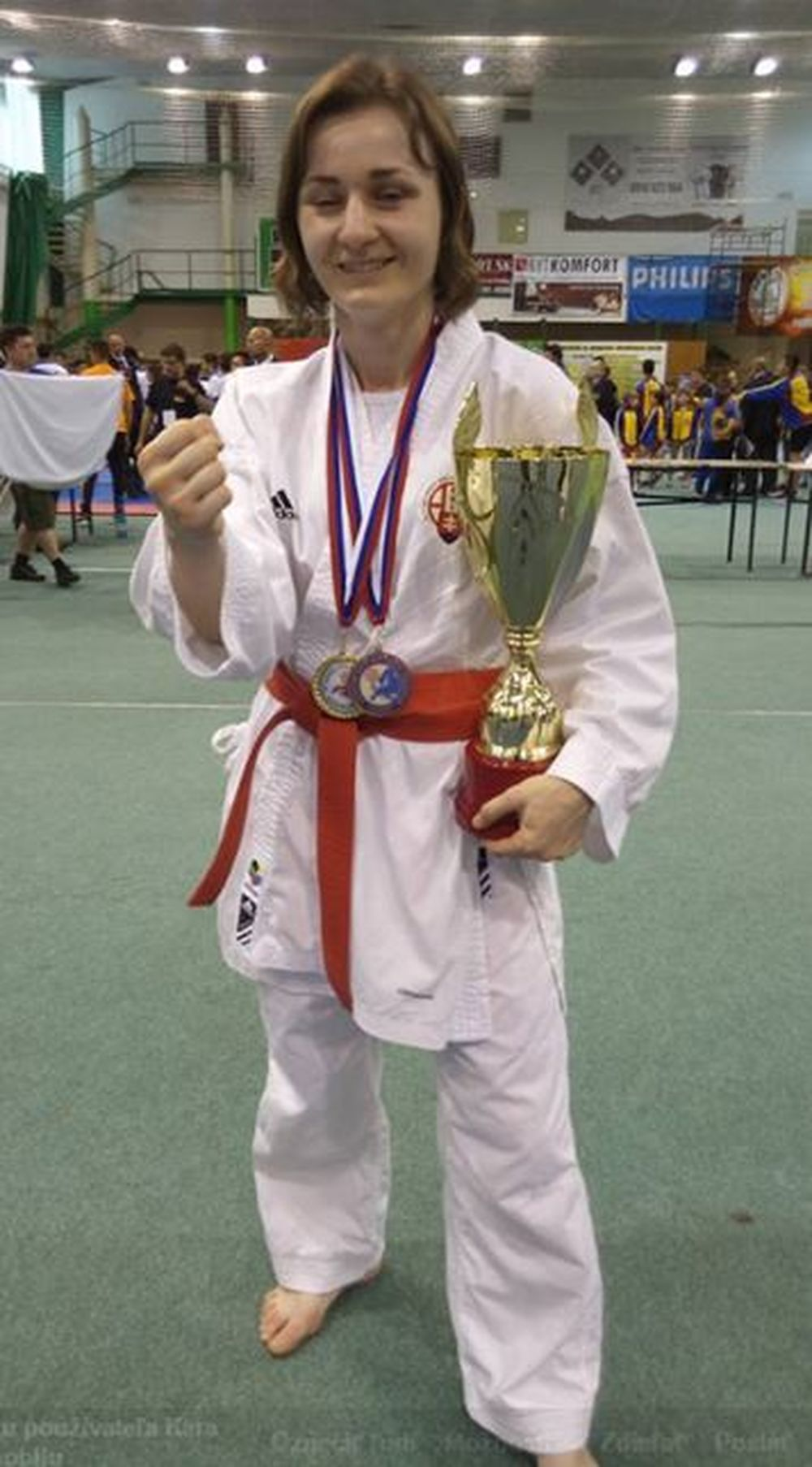 Dva tituly majstra Európy v karate sú v Žiline , foto 1