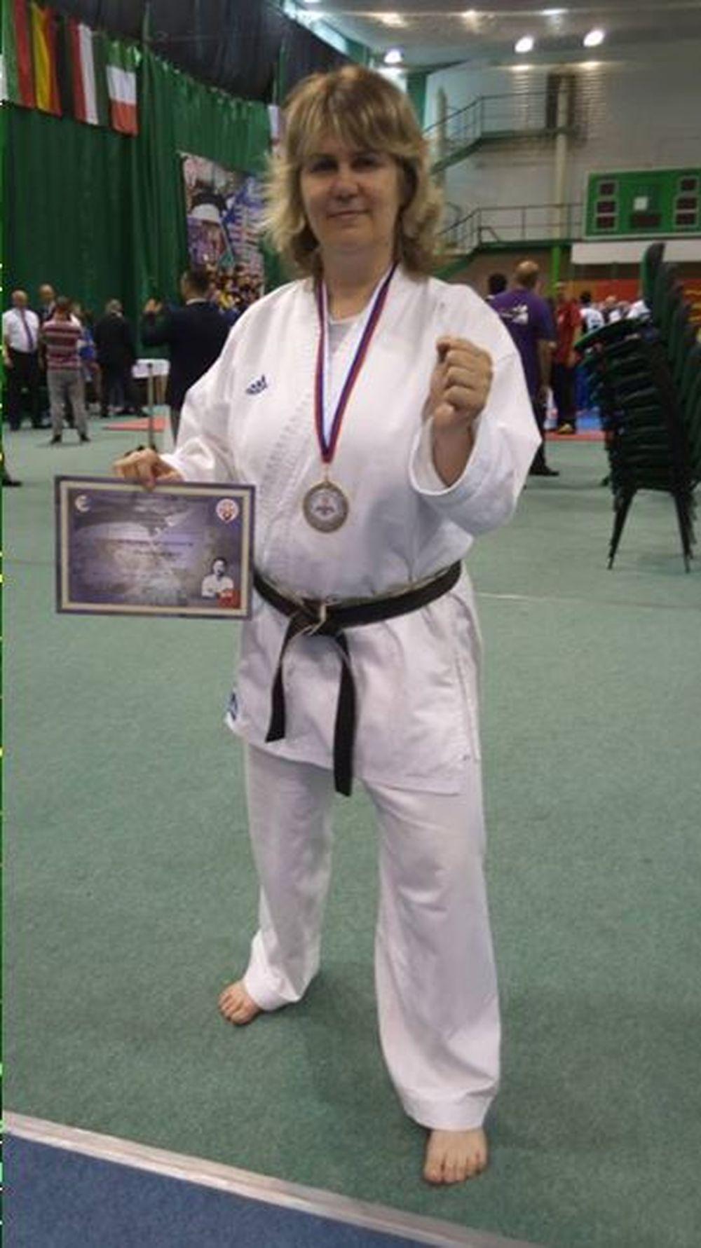 Dva tituly majstra Európy v karate sú v Žiline , foto 2