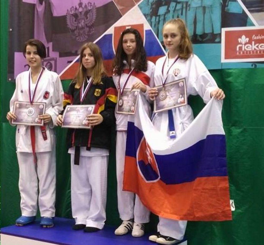 Dva tituly majstra Európy v karate sú v Žiline , foto 3