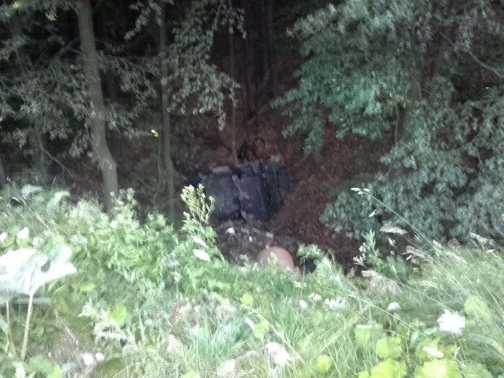 Tragická nehoda Fačkovské sedlo 16.7.2016, foto 1
