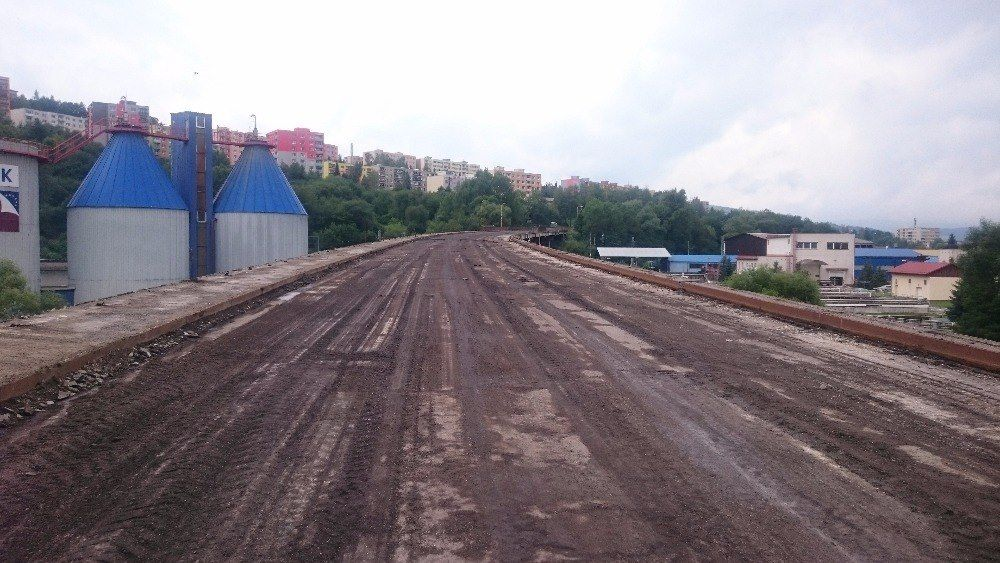 Demolácia mosta Horelica v Čadci, foto 3