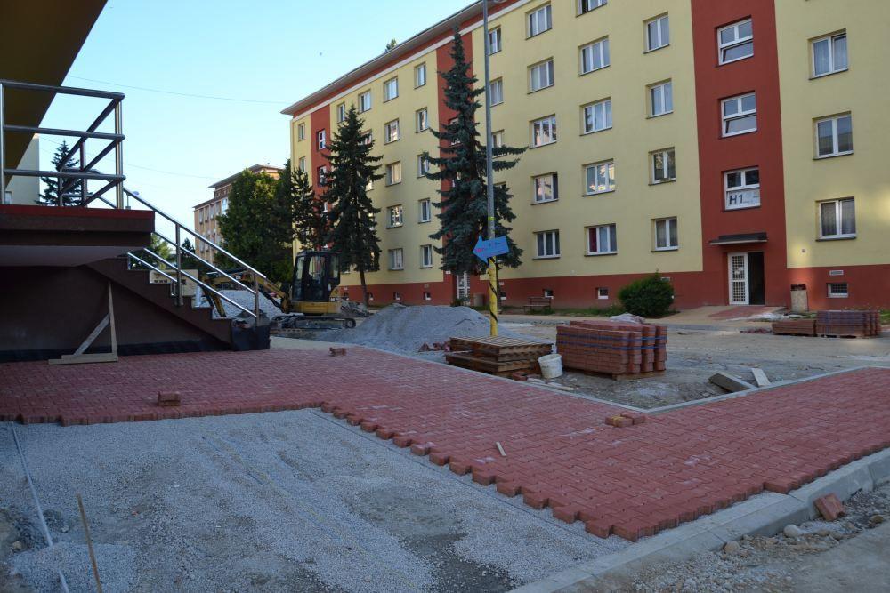 Rekonštrukcia - internáty Žilina, Hliny, foto 1