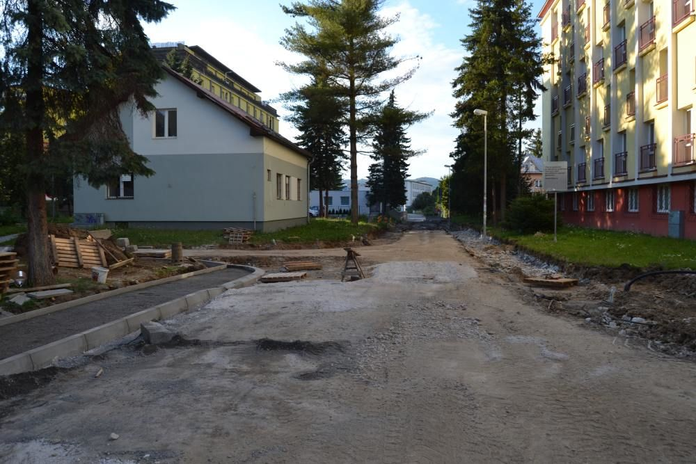 Rekonštrukcia - internáty Žilina, Hliny, foto 3