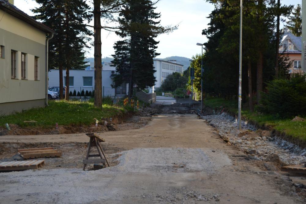 Rekonštrukcia - internáty Žilina, Hliny, foto 4
