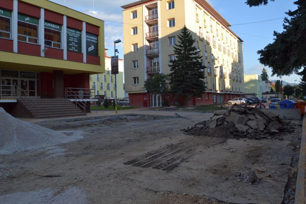 Rekonštrukcia - internáty Žilina, Hliny, foto 5