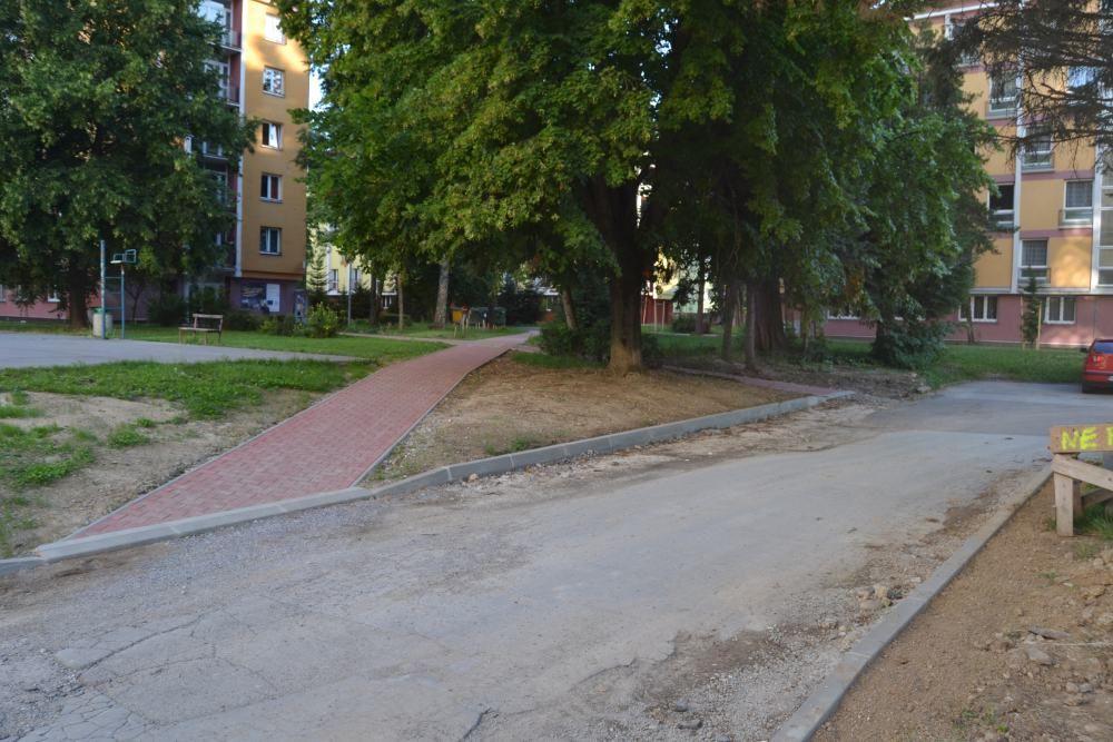 Rekonštrukcia - internáty Žilina, Hliny, foto 7