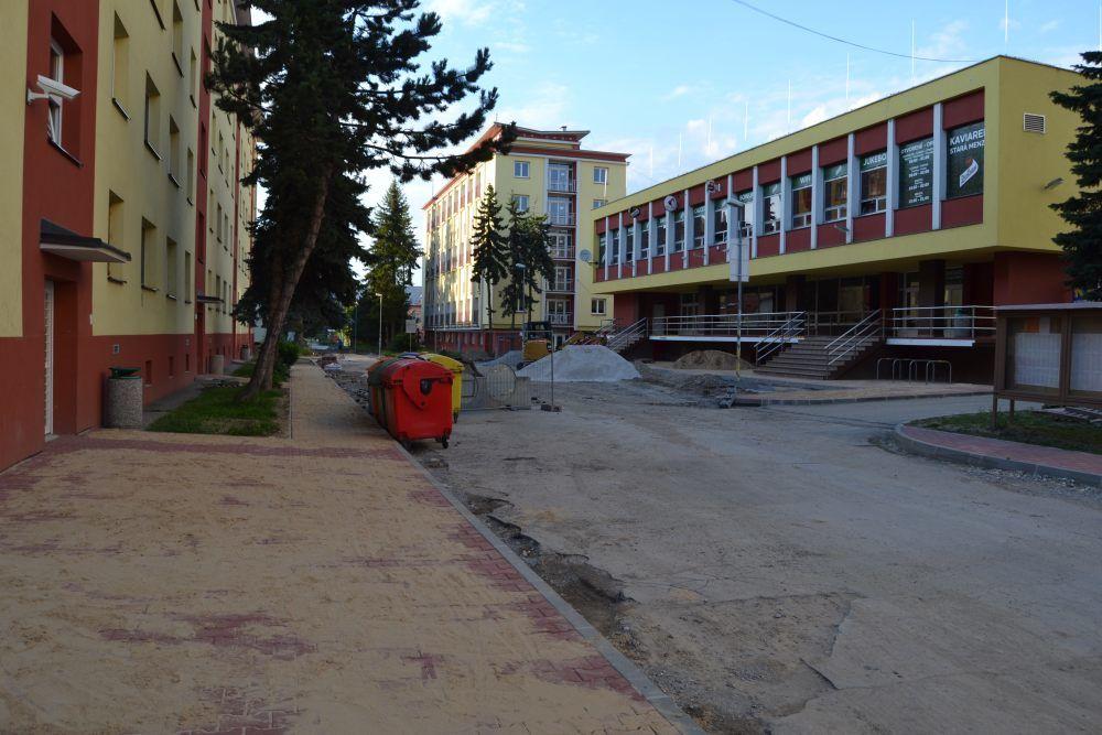 Rekonštrukcia - internáty Žilina, Hliny, foto 8