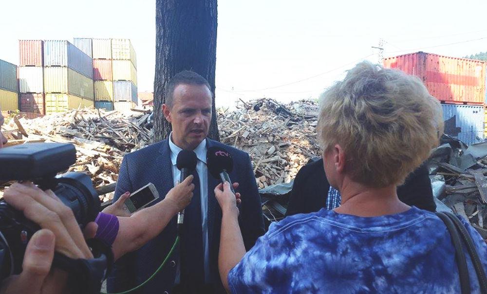 Brífing k zbúraniu budovy na ulici Bratislavská 52, foto 3