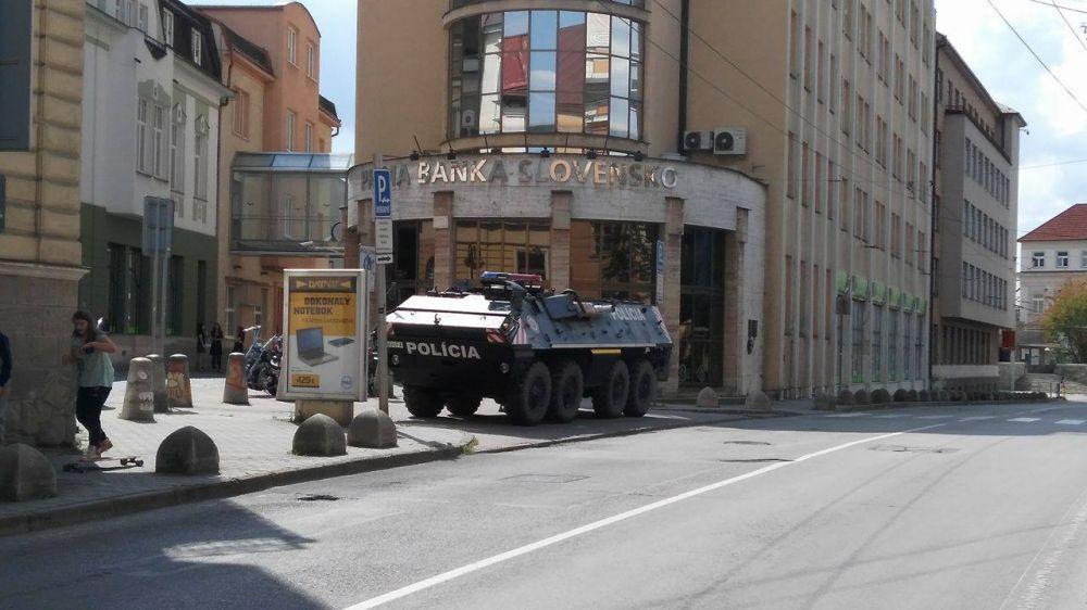 Polícia sa pripravuje na futbalový zápas, rakúski fanúšikovia sú už v Žiline, foto 1