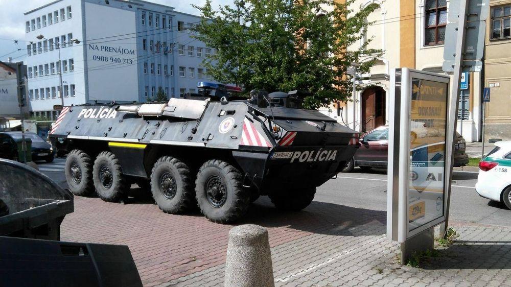 Polícia sa pripravuje na futbalový zápas, rakúski fanúšikovia sú už v Žiline, foto 3