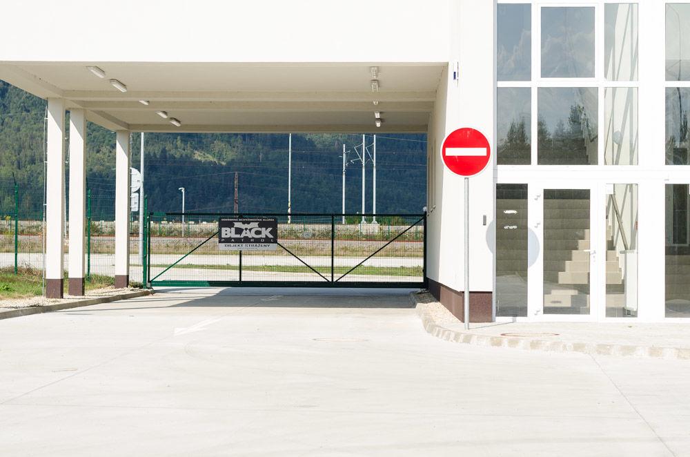 Terminál intermodálnej dopravy v Žiline, foto 1