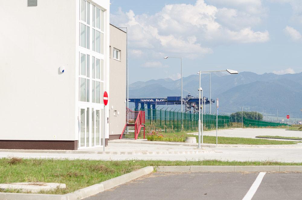 Terminál intermodálnej dopravy v Žiline, foto 2
