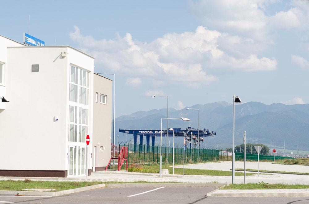 Terminál intermodálnej dopravy v Žiline, foto 3