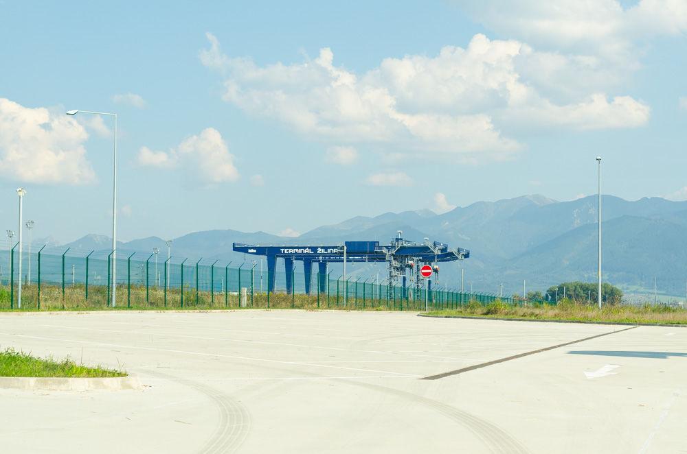Terminál intermodálnej dopravy v Žiline, foto 4