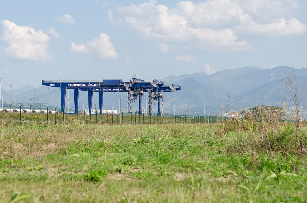 Terminál intermodálnej dopravy v Žiline, foto 5