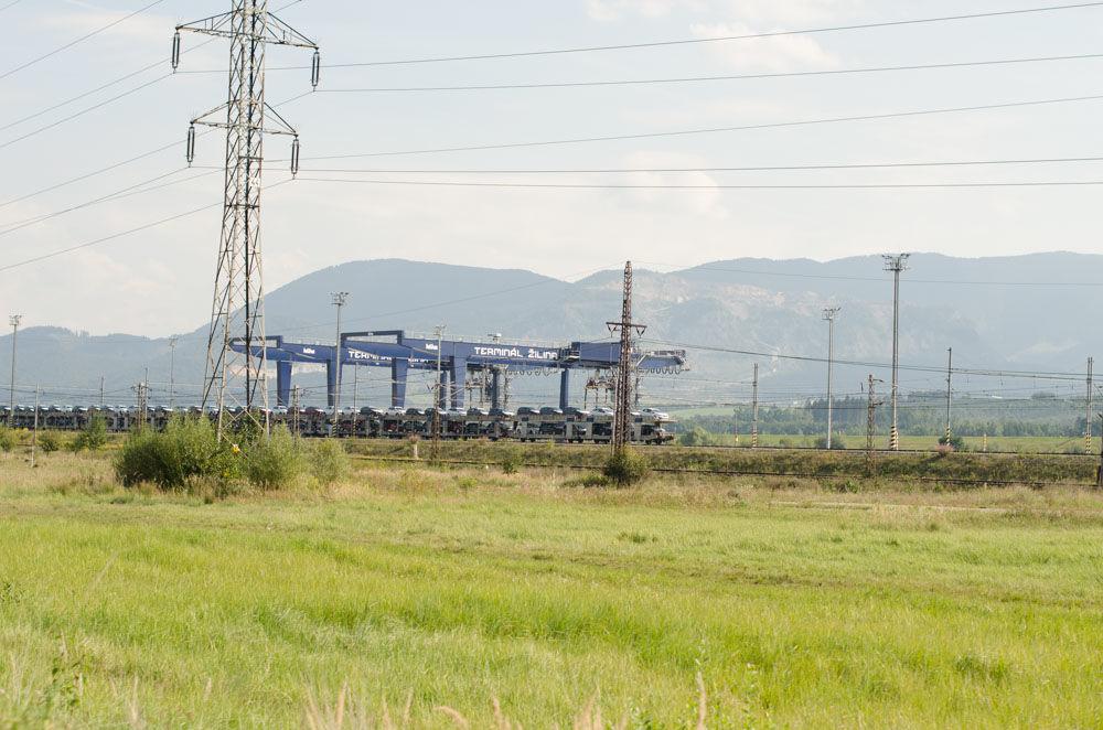 Terminál intermodálnej dopravy v Žiline, foto 11