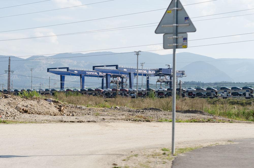 Terminál intermodálnej dopravy v Žiline, foto 12