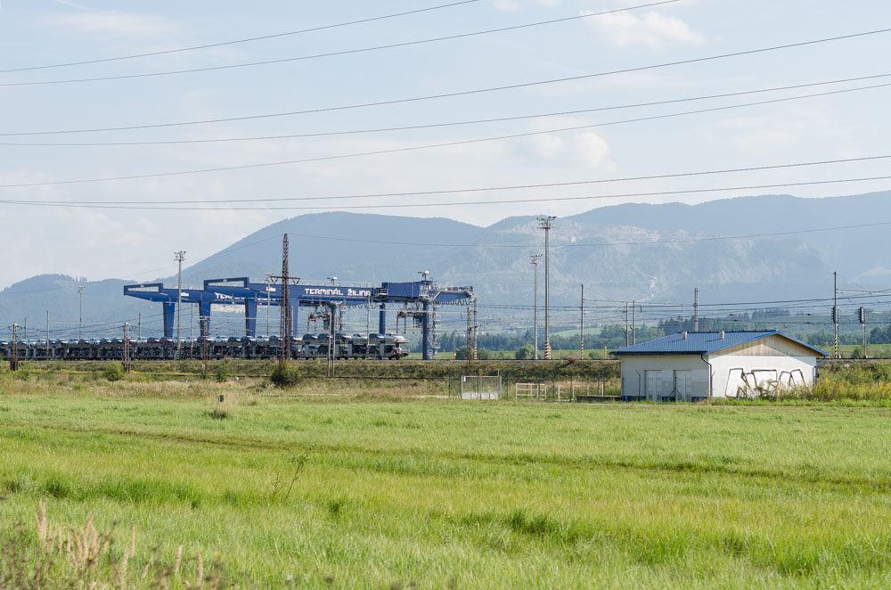 Terminál intermodálnej dopravy v Žiline, foto 10