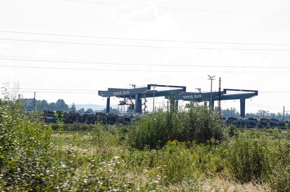Terminál intermodálnej dopravy v Žiline, foto 14
