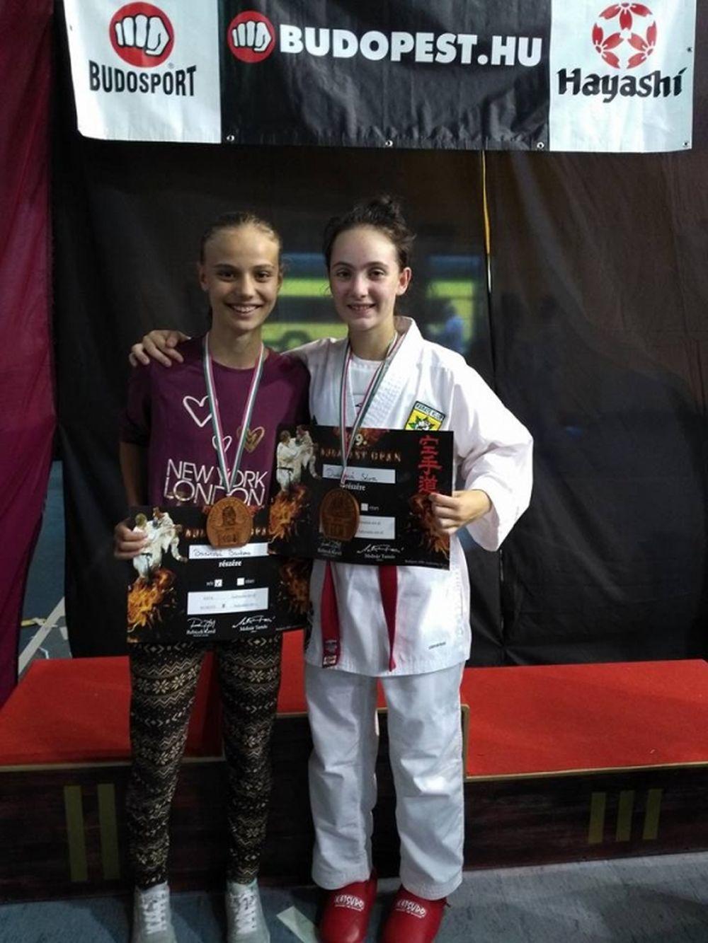 Žilinčania sa umiestnili na stupňoch víťazov na majstrovstvá Európy v karate, foto 3