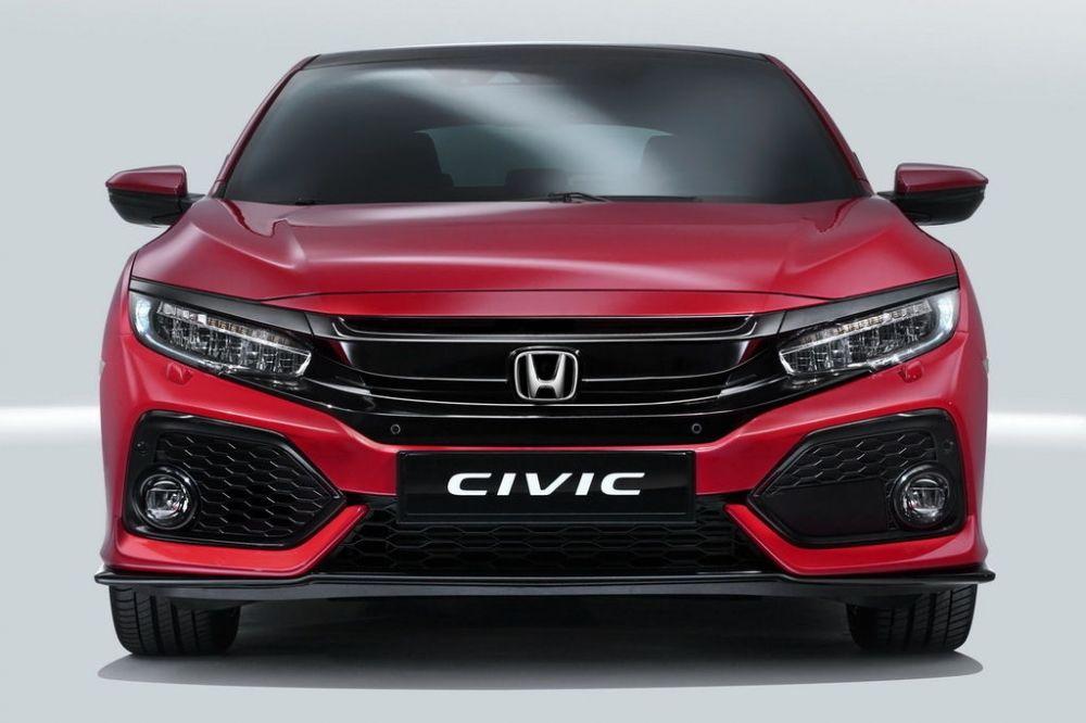 Honda Civic s poradovým číslom 10, foto 2