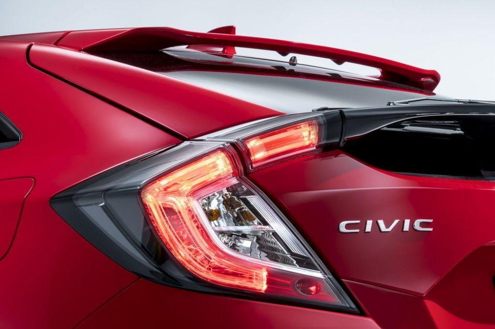Honda Civic s poradovým číslom 10, foto 4