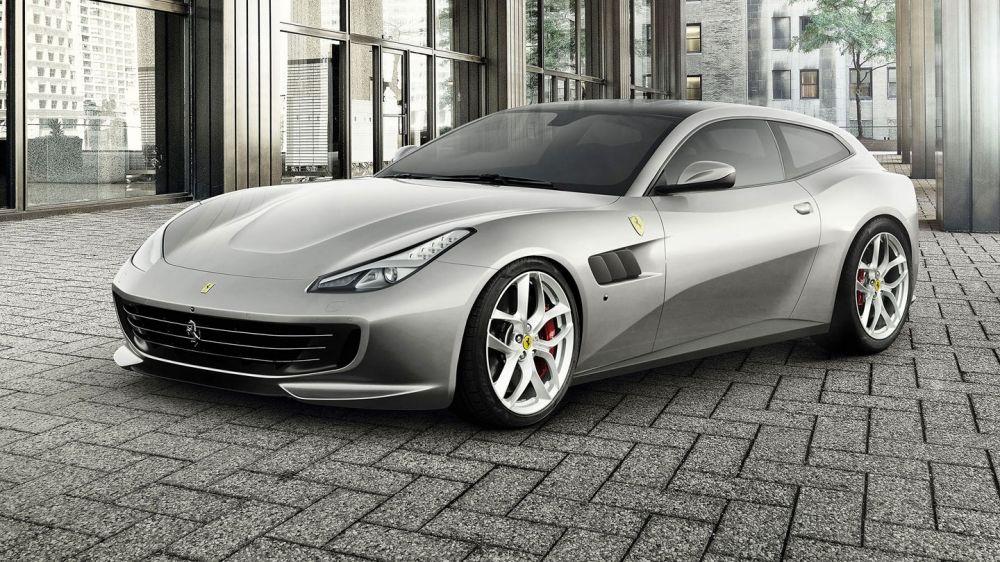 Ferrari GTC 4 Lusso, foto 2