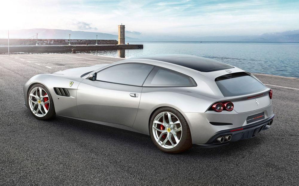 Ferrari GTC 4 Lusso, foto 3