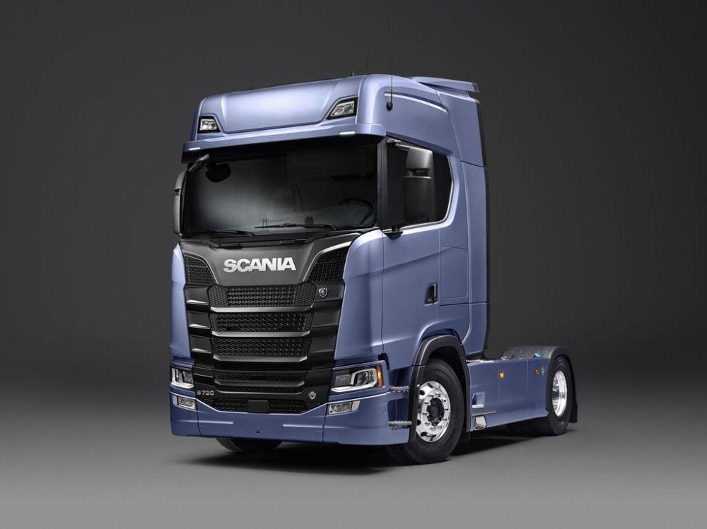 Scania Série S, foto 1