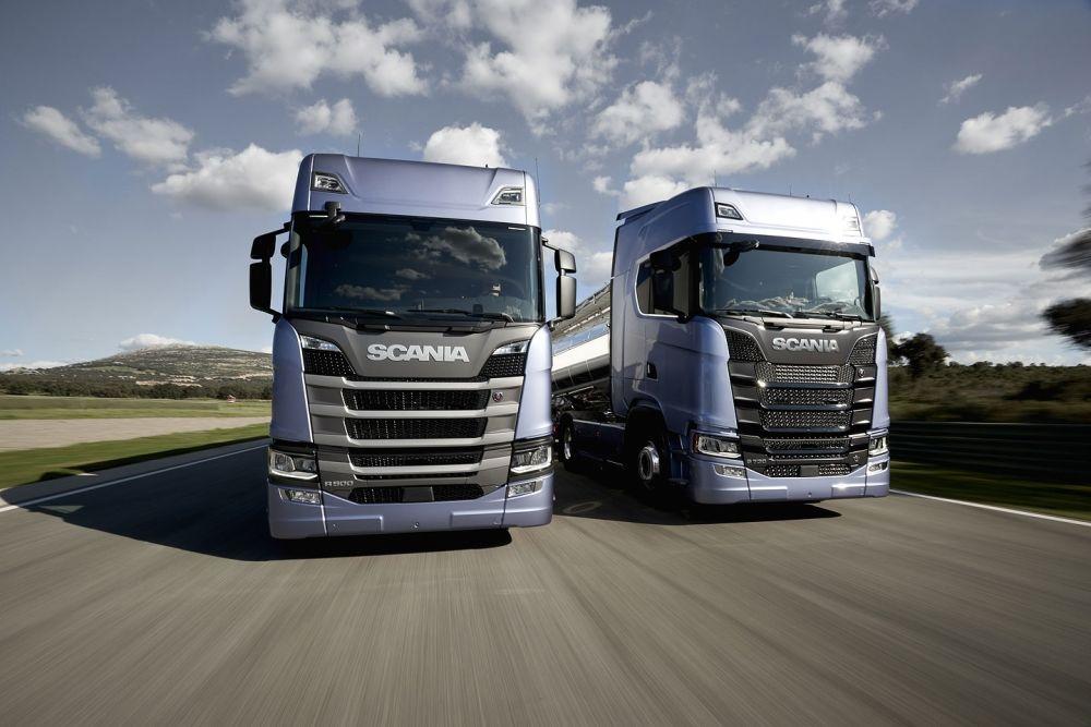 Scania Série S, foto 5